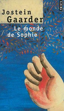 Jostein Gaarder - Le monde de Sophie